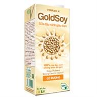 Sữa đậu nành giàu đạm Vinamilk GoldSoy