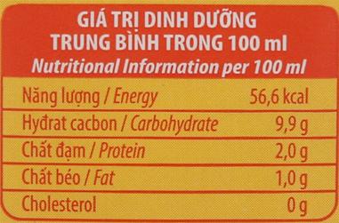 Sữa đậu nành Vinamilk nguyên chất 200ml 6