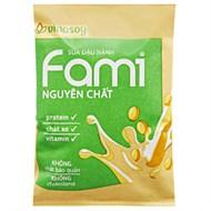Sữa đậu nành Fami bịch 200ml