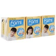 Sữa đậu nành Fami Canxi hộp 200ml (6 hộp)