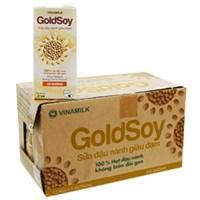 Sữa đậu nành GoldSoy có đường hộp 1 lít (thùng 12 hộp)