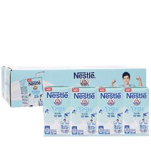 Thùng 48 hộp sữa chua uống Nestlé Yogu có chứa tổ yến 115ml