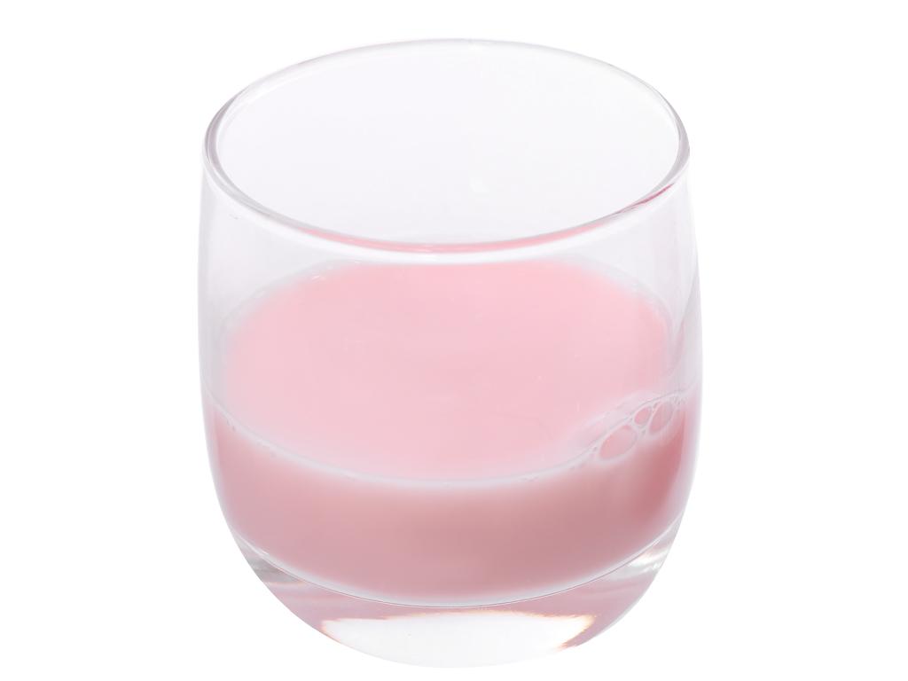 Lốc 4 chai sữa chua uống Vinamilk Yomilk lựu đỏ 150ml 5