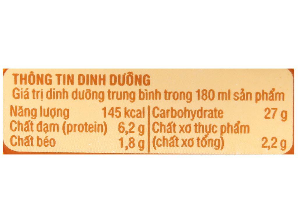 Thùng 24 hộp sữa chua yến mạch Nestlé Acti-V 180ml 7