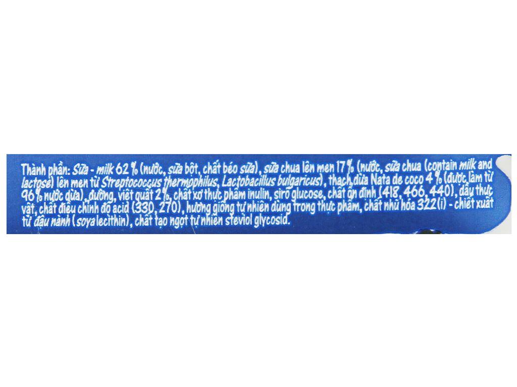 Thùng 24 hộp sữa chua vị việt quất Nestlé Acti-V 180ml 6