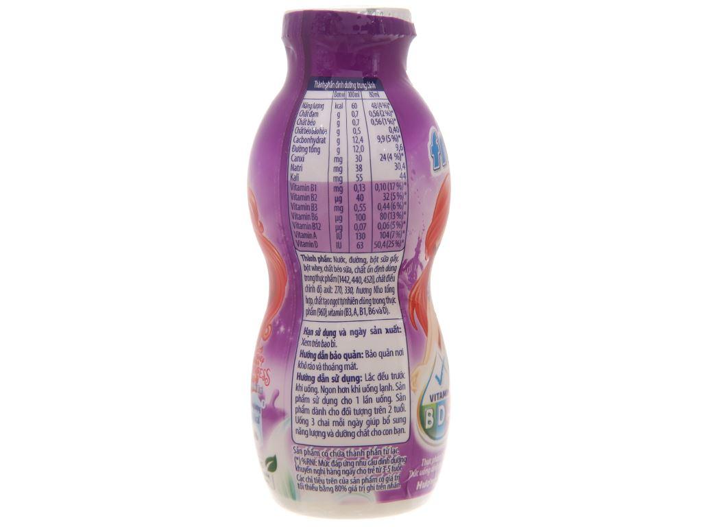 Sữa chua uống Fristi nho 80ml 5