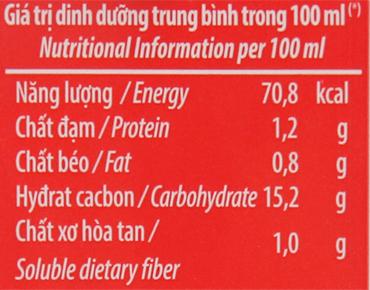 Sữa chua uống Vinamilk dâu 170ml 6