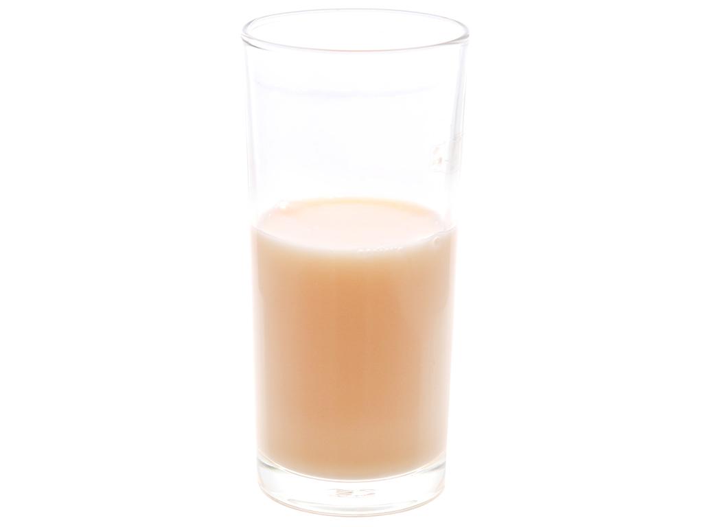 Lốc 4 hộp sữa chua uống YoMost cam 170ml 5