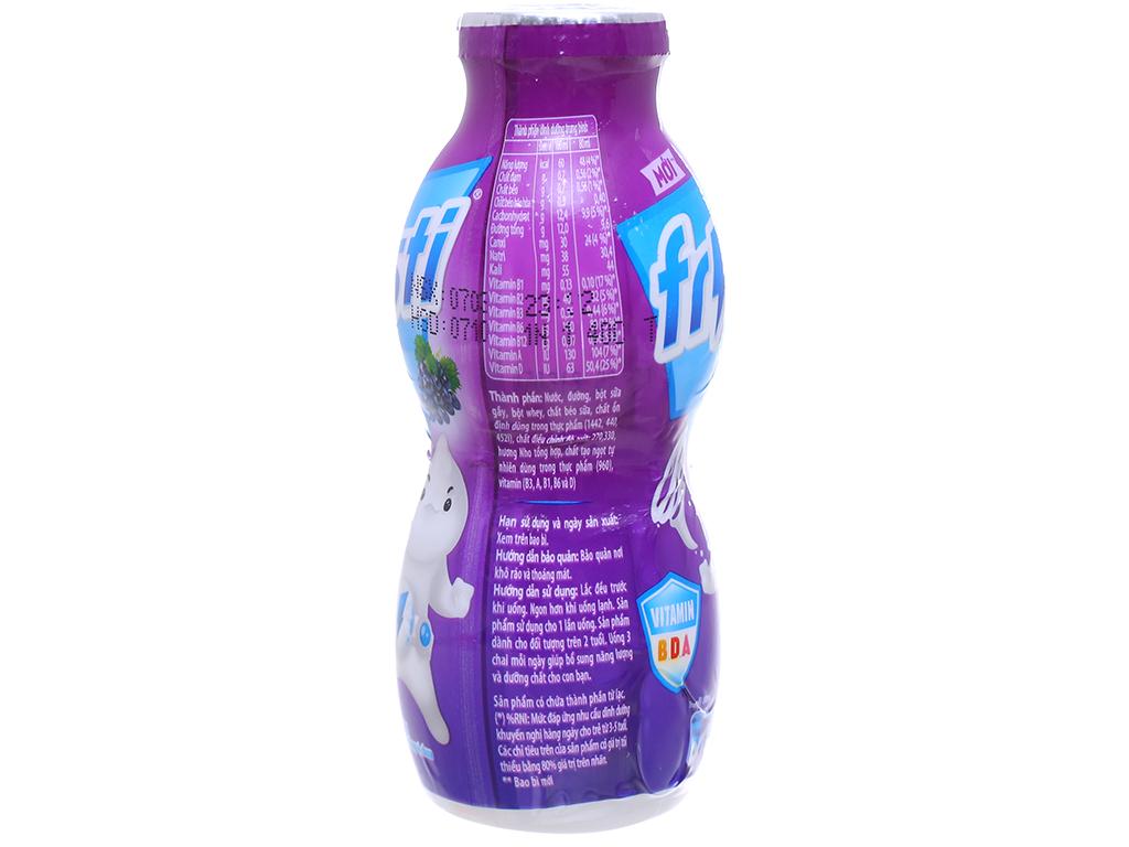 Thùng 48 chai sữa chua uống Fristi nho 80ml 4