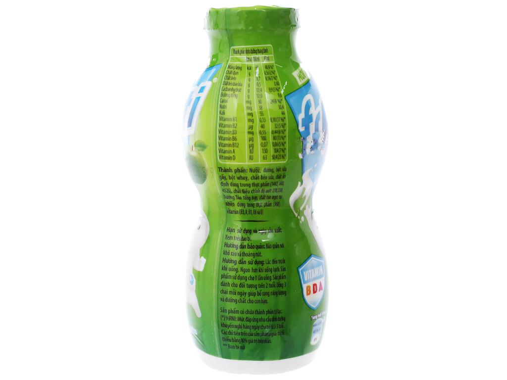 Thùng 48 chai sữa chua uống Fristi táo 80ml 4