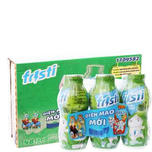 Thùng 48 chai sữa chua uống Fristi táo 80ml