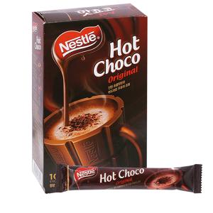 Bột ca cao Nestlé Hot Choco Original hộp 240g
