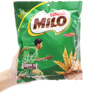 Thức uống lúa mạch Milo Active Go túi 220g