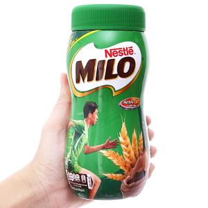Thức uống lúa mạch Milo Active Go hũ 400g