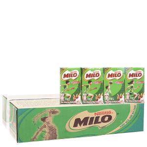 Thùng 48 hộp sữa lúa mạch Milo Active Go 115ml