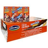 Thức uống Cacao lúa mạch Super Su Su hộp 180ml(thùng 48 hộp)