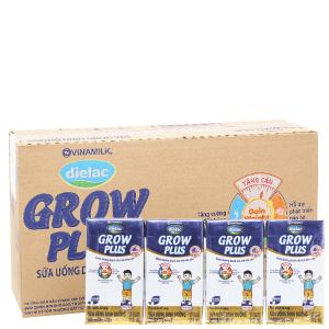 Thùng 48 hộp sữa uống dinh dưỡng Dielac Grow Plus 110ml (cho trẻ nhẹ cân)