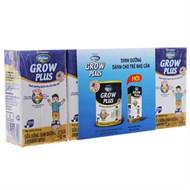 Lốc sữa bột pha sẵn Dielac Grow Plus hộp 110ml (4 hộp)