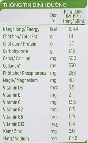 Lốc 3 hộp sữa bột pha sẵn Anlene Movepro sô cô la 180ml 5