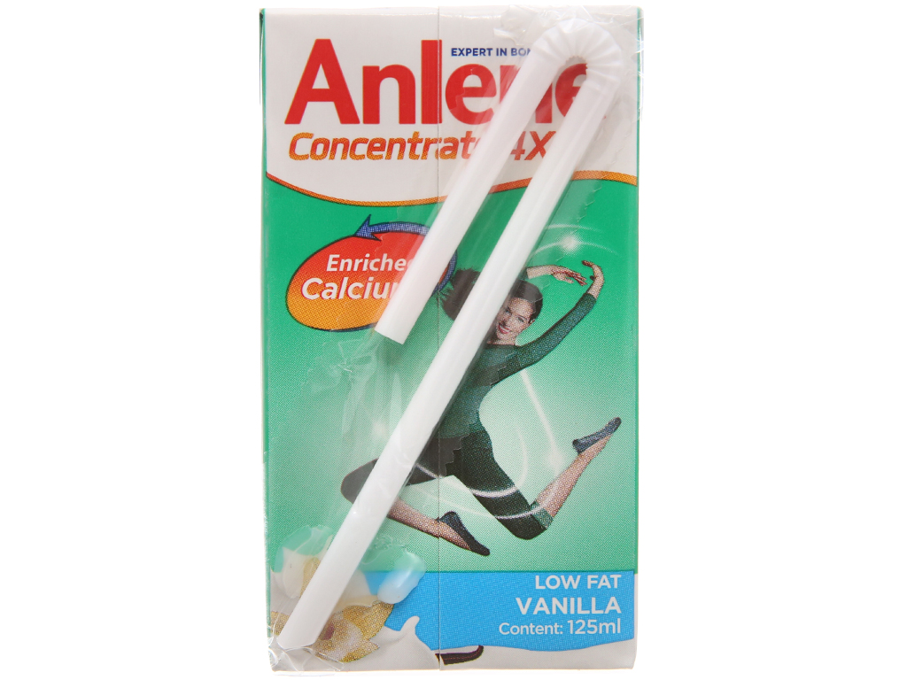 Sữa bột pha sẵn Anlene Concentrate Multi vani hộp 125ml 2