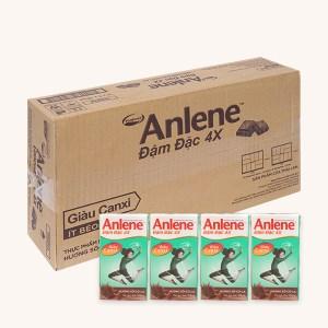 Thùng 48 hộp sữa bột pha sẵn Anlene Đậm đặc 4X socola 125ml
