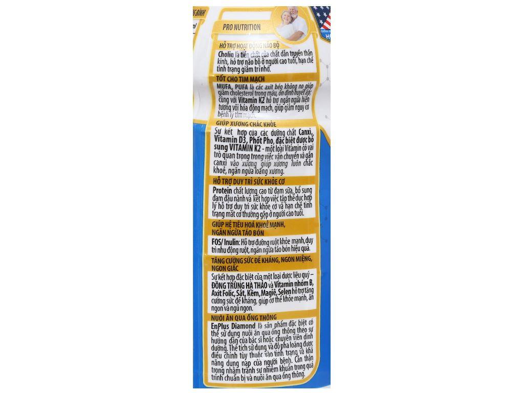 Thùng 24 chai sữa pha sẵn NutiFood EnPlus Diamond 237ml 6