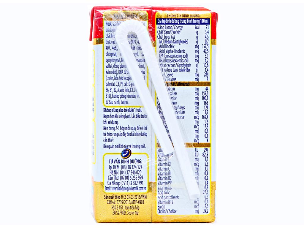 Sữa bột pha sẵn Dielac Grow Plus 110ml 2