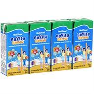Sữa bột pha sẵn Nuvita Grow 180ml (4 hộp)