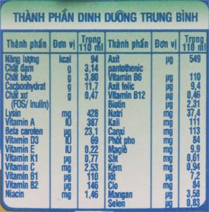 Thùng 48 hộp sữa dinh dưỡng pha sẵn NutiFood Grow Plus+ tăng cân khỏe mạnh 110ml 6