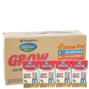 Thùng 48 hộp sữa uống dinh dưỡng Dielac Grow 110ml
