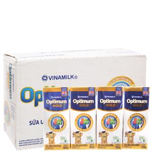 Thùng 48 hộp sữa bột pha sẵn Optimum Gold 180ml