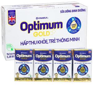 Thùng 48 hộp sữa uống dinh dưỡng Optimum Gold 110ml