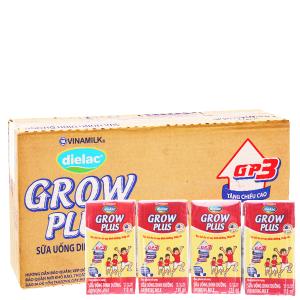 Thùng 48 hộp sữa uống dinh dưỡng Dielac Grow Plus 110ml (cho trẻ thấp còi)