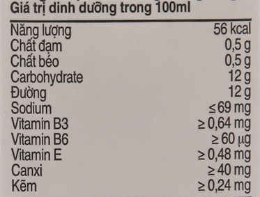 Thùng 48 hộp sữa trái cây Nutriboost hương cam 180ml 6