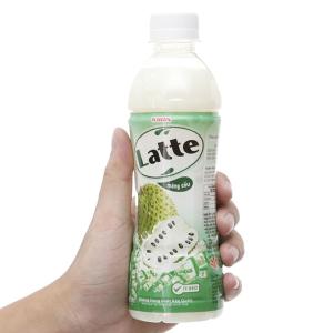 Thức uống thiên nhiên pha sữa Latte mãng cầu 345ml