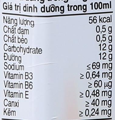 Sữa trái cây Nutriboost hương cam 1 lít 4