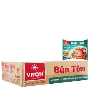 Thùng 30 gói bún tôm Vifon 65g