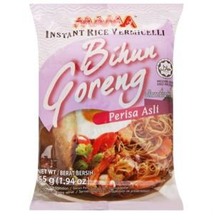 Bún gạo khô ăn liền Bihun Goreng Mama gói 55g