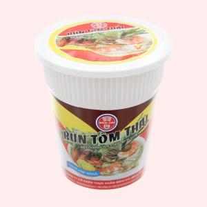 Bún tôm Thái Bích Chi ly 50g