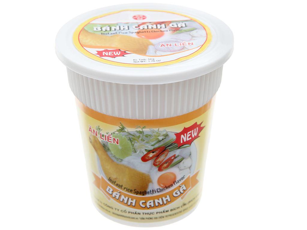 Bánh canh gà Bích Chi ly 50g 1