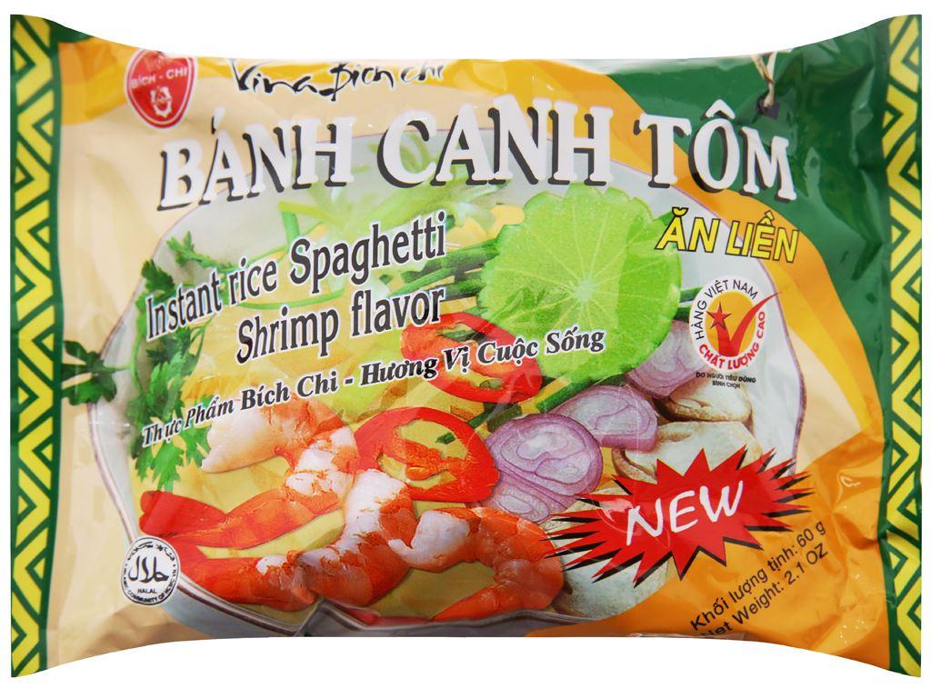 Bánh canh tôm Bích Chi gói 60g 2