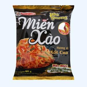 Miến xào xốt cua Phú Hương gói 60g