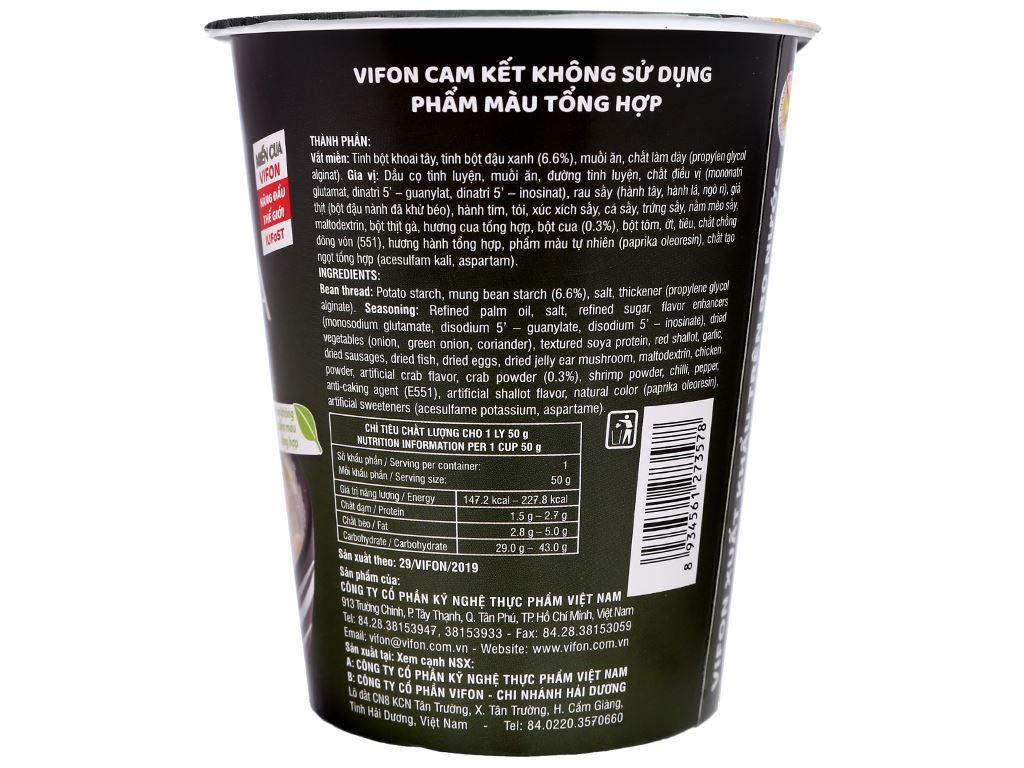 Thùng 24 ly miến cua Vifon 50g 3