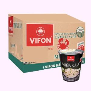 Thùng 24 ly miến cua Vifon 50g