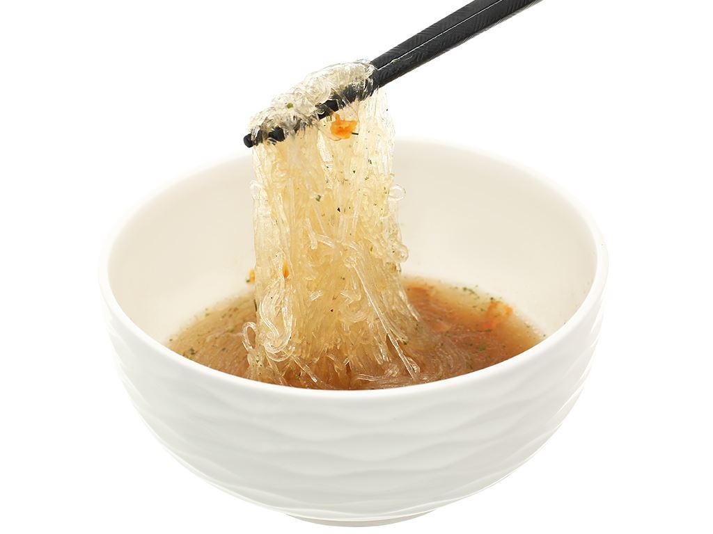Miến hiệu Khang Phúc hương vị tôm chua cay gói 50g 6