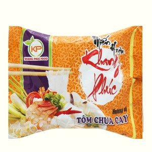 Miến hiệu Khang Phúc hương vị tôm chua cay gói 50g