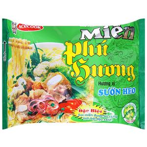 Miến Phú Hương sườn heo gói 58g