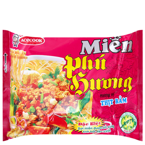 Miến thịt bằm Phú Hương gói 58g