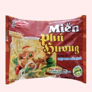 Miến Phú Hương thịt heo nấu măng gói 57g
