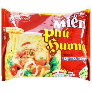 Miến Phú Hương vị thịt heo nấu măng gói 57g